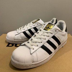 Adidas Original Superstar (Men 10) Used